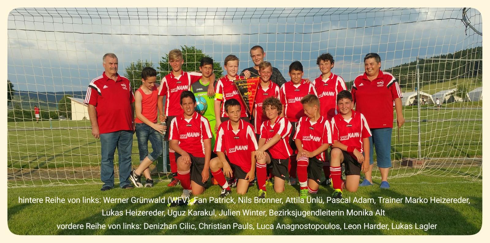 D-Junioren_Bezirksmeister2016
